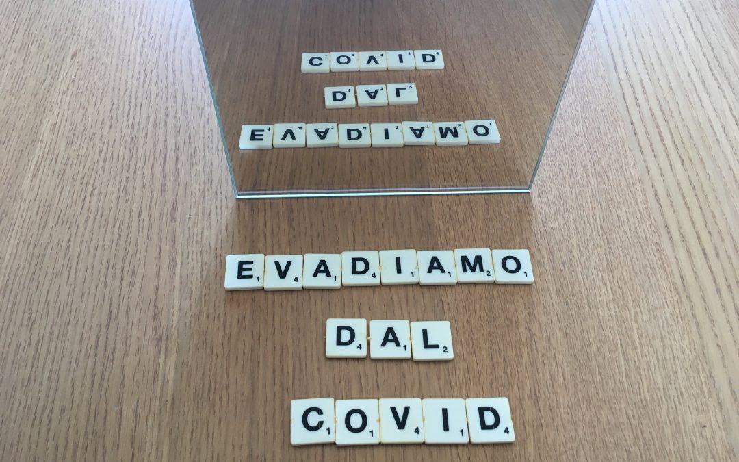 #evadiamodalcovid two is meglio che one