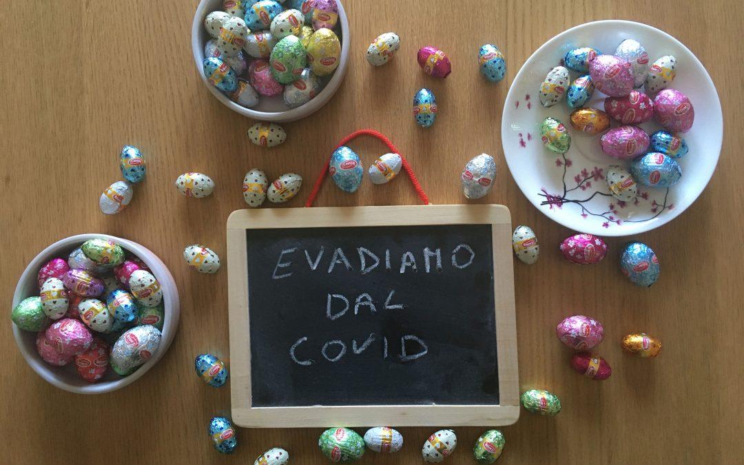 """#evadiamodalcovid Easter edition: """"Come stelle nel cielo"""" di Silvia Pascale"""