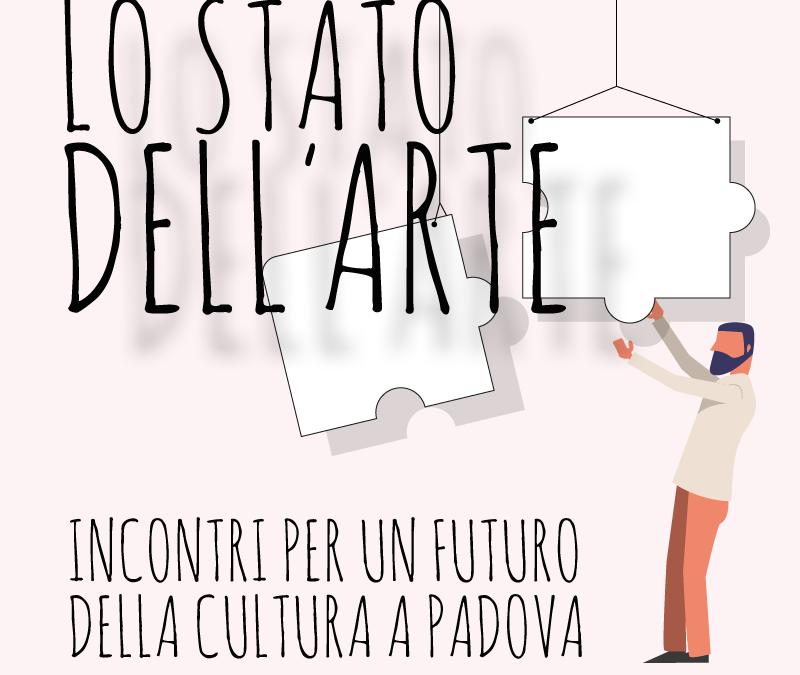 """""""Lo stato dell'arte"""", un'iniziativa dell'associazione FANTALICA di Padova"""
