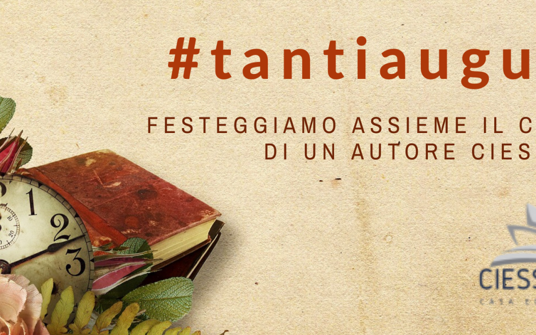 Buon compleanno e #tantiauguriate: Pina Varriale