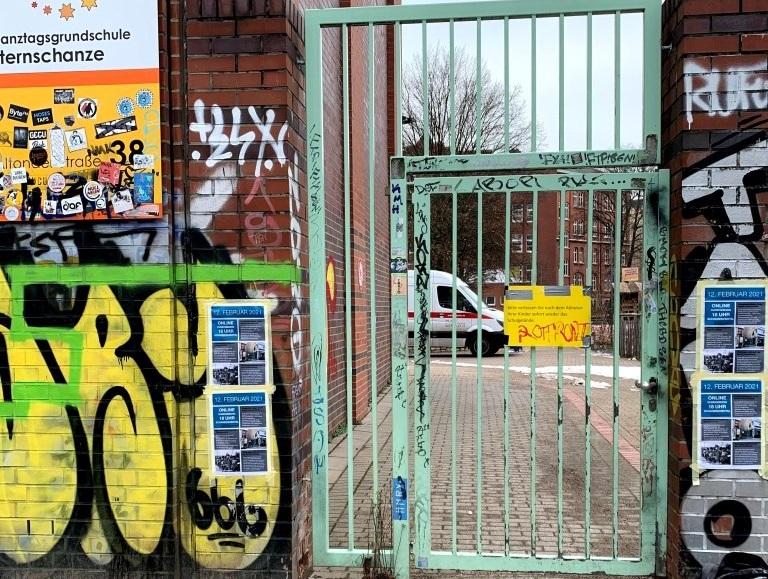 Lavoro forzato e deportazione nello Schanzenviertel: manifestazione commemorativa